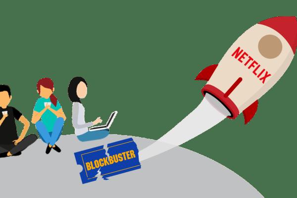 Winning the Customer Journey Battle: Netflix vs Blockbuster Case Study