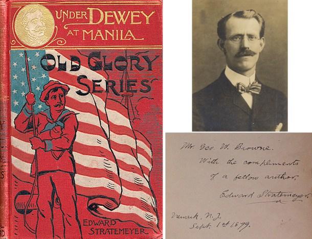 Under Dewey at Manila by Stratemeyer