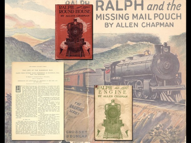 Ralph of the Railroad series