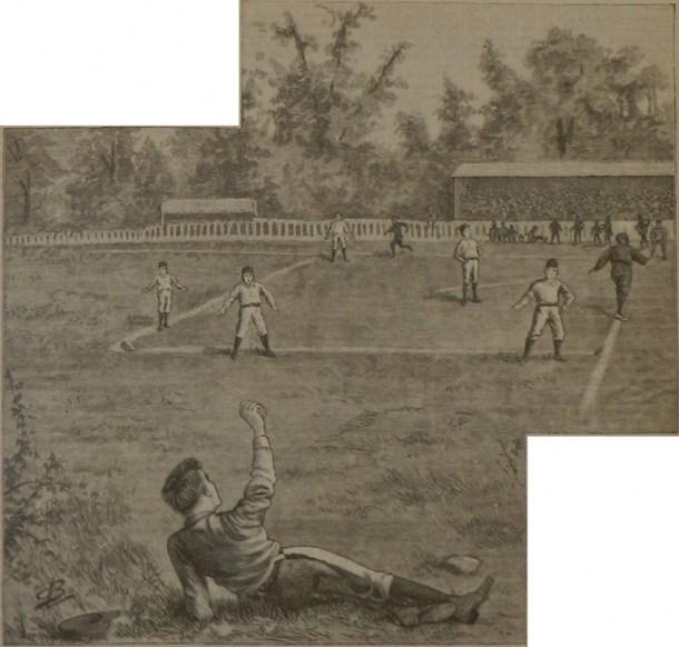 Baseball Story Golden Days