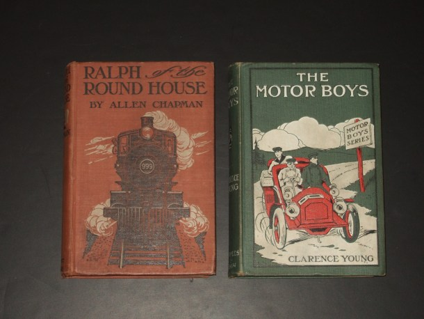 Ralph of the Railroad and the Motor Boys