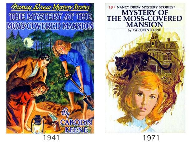 Nancy Drew Moss Covered Mansion revised