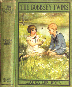 Bobbsey Twins 1920s update