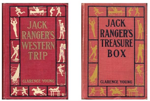 Jack Ranger series