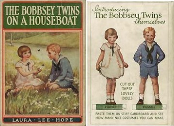 Bobbsey Twins paper dolls