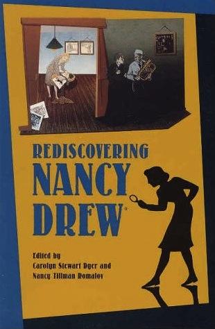 Rediscovering Nancy Drew book cover.