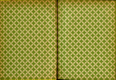 endpapers for 1960s Whitman