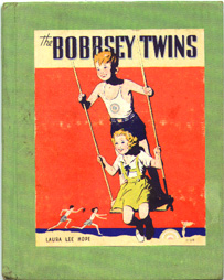 Whitman 1940 Bobbsey Twins