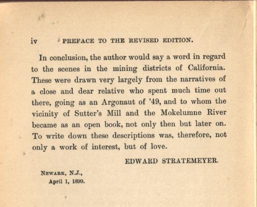 Oliver Bright preface