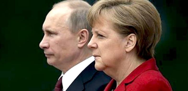 """Merkelin gedişi, Putinin """"qələbəsi"""", avronun """"ölümü"""" və saray çevrilişi…"""
