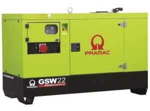 Генератор Pramac GSW