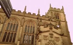 The Guild Chapel, Stratford-upon-Avon ©Stratfordblog.com
