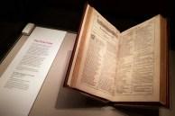 One of the trust's three First Folios ©Stratfordblog.com