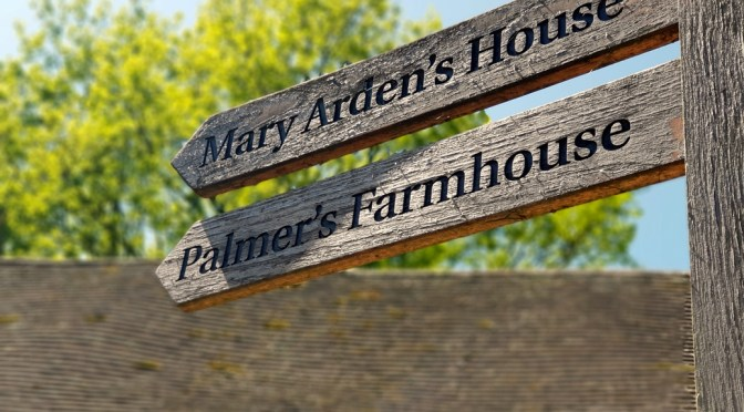 Visit Mary Arden's Farm ©Stratfordblog.com