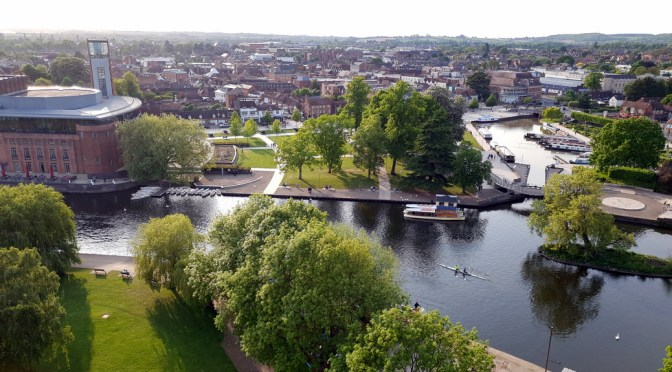 Top 5 free Stratford-upon-Avon summer events