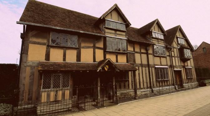 Visit Shakespeares Birthplace In Stratford Upon Avon CStratfordblog