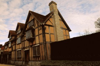 Shakespeare's Birthplace, Stratford-upon-Avon ©Stratfordblog.com