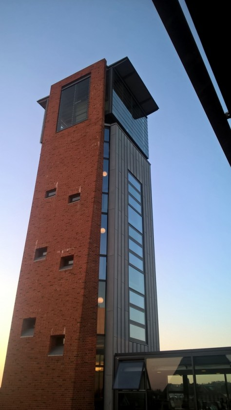The RSC Tower ©Stratfordblog.com