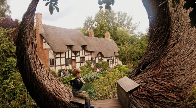 Coming soon: Stratford-upon-Avon attractions, including Anne Hathaway's Cottage, Stratford-upon-Avon