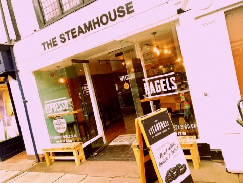 The Steamhouse, one of the top 5 places for a sweet treat in Stratford-upon-Avon ©Stratfordblog.com