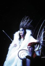 Estelle Kohler in The Lion, the Witch and the Wardrobe. One of the RSC costumes up for auction. Photo by Donald Cooper