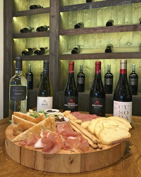 The wine tasting experience at Veeno Stratford-upon-Avon - one of the top 5 drinks experiences in Stratford-upon-Avon
