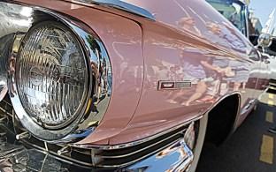 Pink Cadillac ©Stratfordblog.com