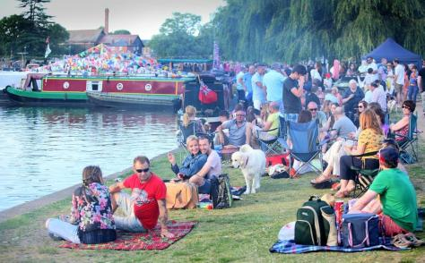 Stratford River Festival, one of the top 5 Stratford-upon-Avon events in June
