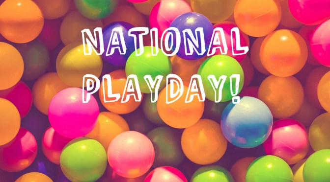 National Playday in Stratford-upon-Avon