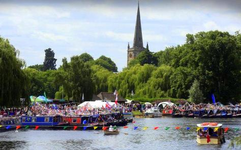 Top 5 Stratford-upon-Avon events in July no. 1: Stratford River Festival