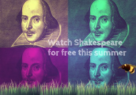 Top 5 Stratford-upon-Avon events in July no. 3: Free Shakespeare outdoors