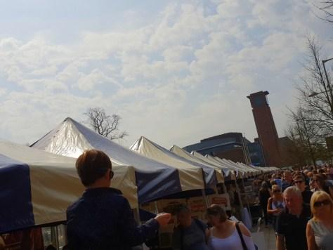 Stratford-upon-Avon markets ©Stratfordblog.com