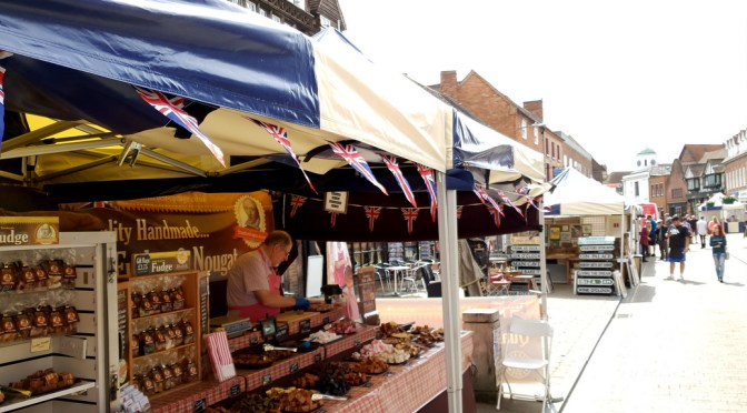 When will Stratford-upon-Avon markets open?