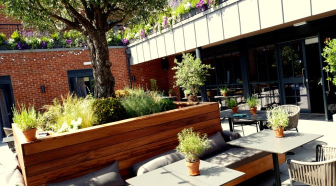 Top 5 Stratford-upon-Avon outdoor dining terraces