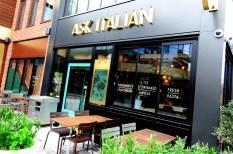 Ask Italian, Bell Court ©Stratfordblog.com