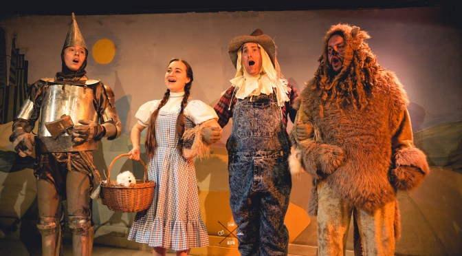 Review: The Wizard of Oz at The Attic Theatre