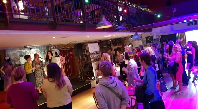 Inspiring Women event at the RSC