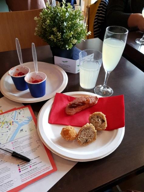 A great spread at Carluccio's ©Stratfordblog.com