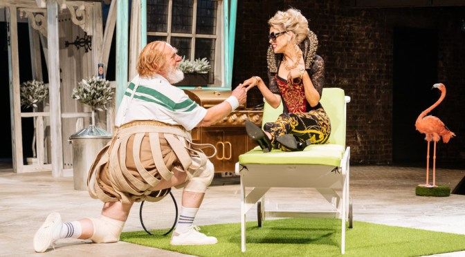 Review: The Merry Wives of Windsor at the RSC