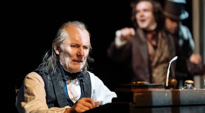 Review: A Christmas Carol at the RSC