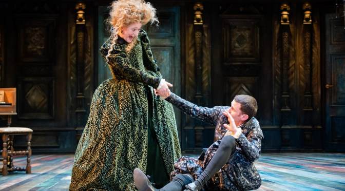 Review: The Taming of the Shrew at the RSC