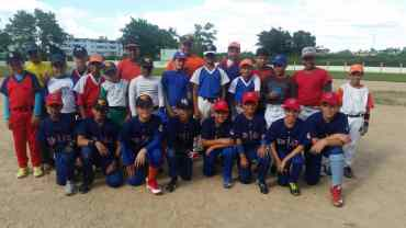 Cuba Minor Baseball Team