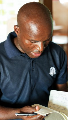 Mavuto Banda - Development Officer for Community Energy Malawi