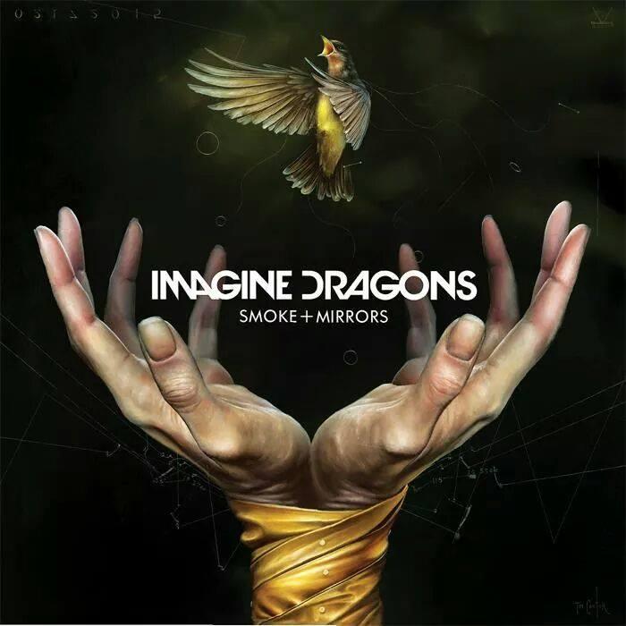 (5) Imagine Dragons - Smoke + Mirrors (Album Review)