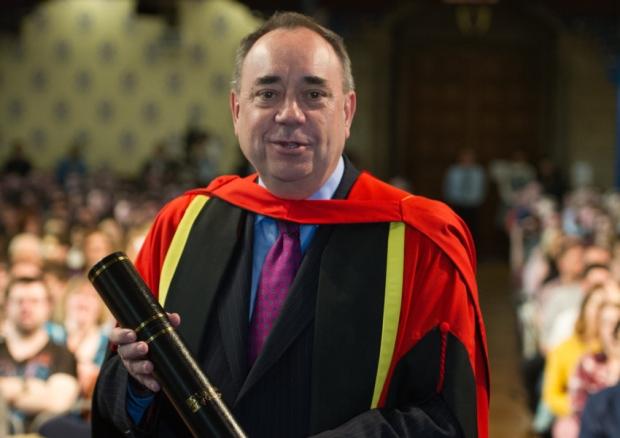 (9) Alex Salmond
