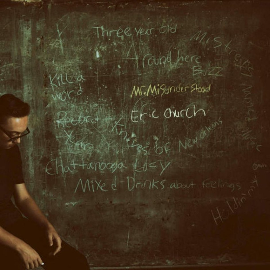 Album Review - Eric Church - pic