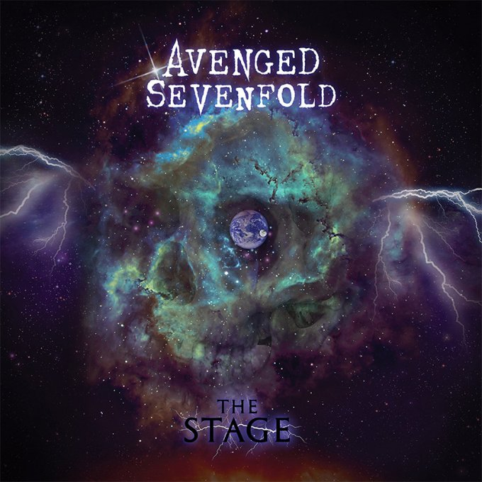 Avenged Sevenfold album cover