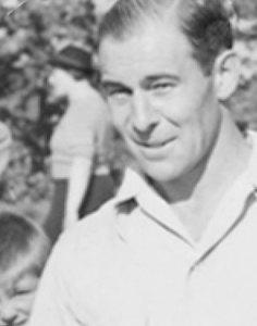 Cliff Barton, Strathcona Invitational Champion of 1933, 34