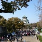 大阪城の駐車場の料金が安い・近いが地図でわかるおすすめ完全リスト!