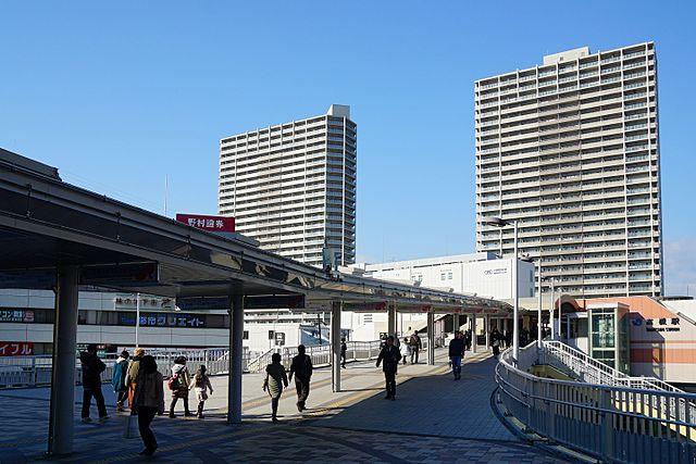 170101_Takatsuki_Station_Takatsuki_Osaka_pref_Japan01n